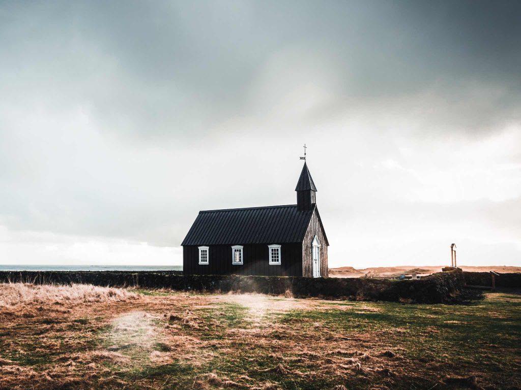 The church is more than an organization